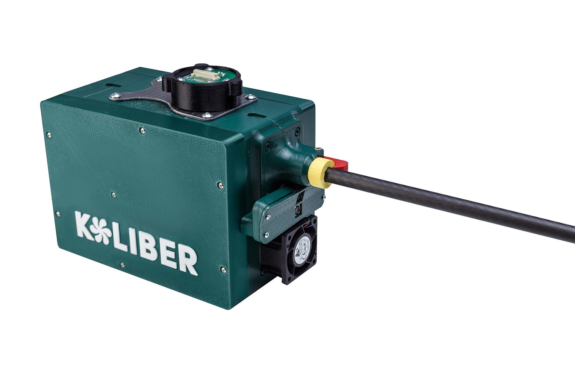 koliber moduł pomiaru czystości powietrza